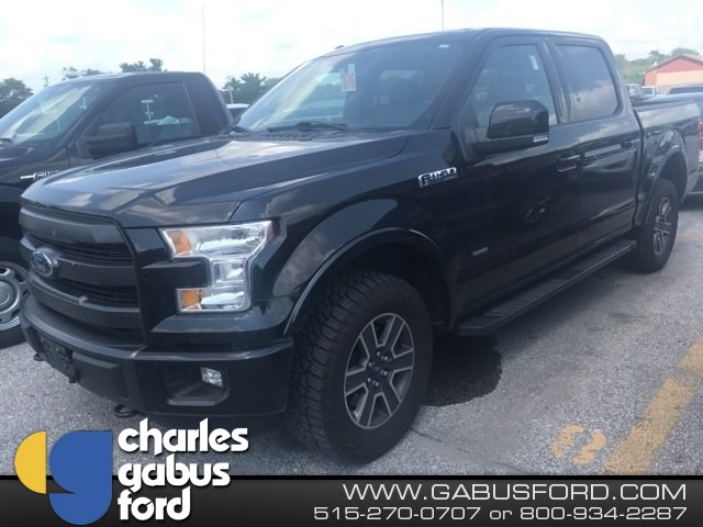 2015 F-150 SuperCrew Cab 4x4,  Pickup #1820712 - photo 1