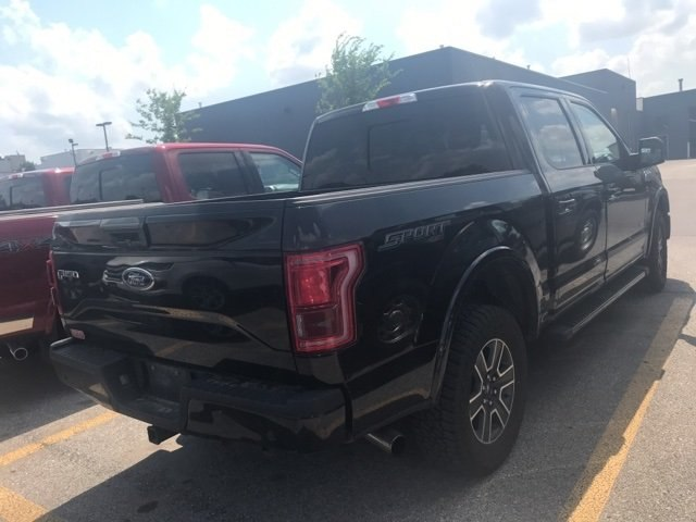 2015 F-150 SuperCrew Cab 4x4,  Pickup #1820712 - photo 4