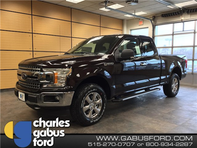 2018 F-150 Super Cab 4x4, Pickup #182086 - photo 1