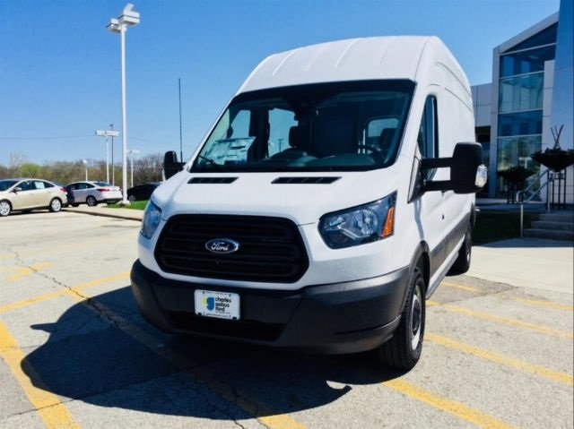 2018 Transit 250 High Roof 4x2,  Empty Cargo Van #182142 - photo 3