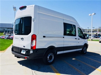 2018 Transit 250 High Roof,  Empty Cargo Van #182142 - photo 8