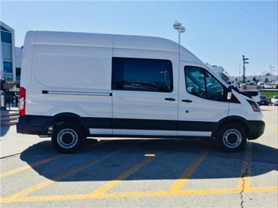 2018 Transit 250 High Roof,  Empty Cargo Van #182142 - photo 9