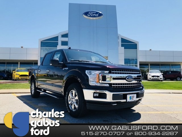 2018 F-150 SuperCrew Cab 4x4,  Pickup #182211 - photo 1