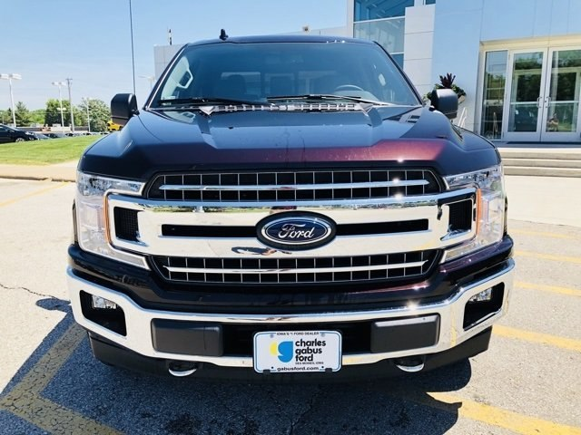 2018 F-150 SuperCrew Cab 4x4,  Pickup #182211 - photo 3