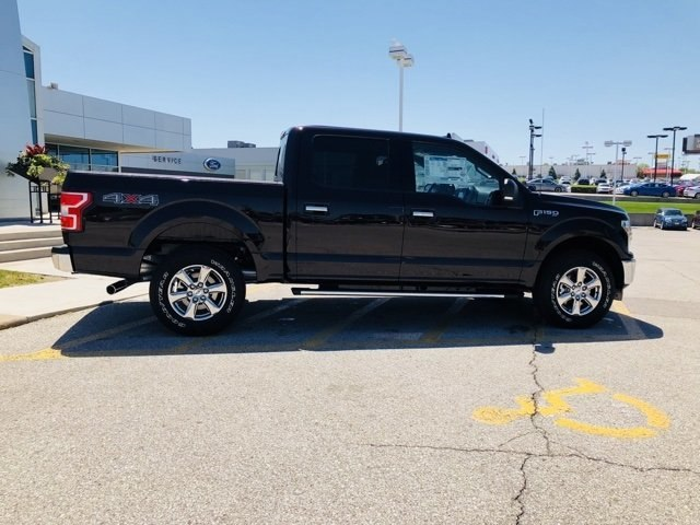2018 F-150 SuperCrew Cab 4x4,  Pickup #182211 - photo 8