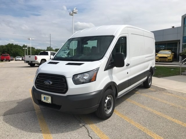 2018 Transit 250 Med Roof 4x2,  Empty Cargo Van #182435 - photo 4