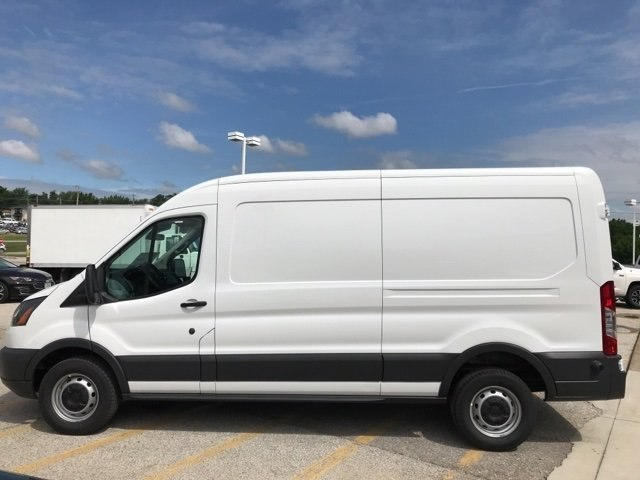 2018 Transit 250 Med Roof 4x2,  Empty Cargo Van #182435 - photo 5