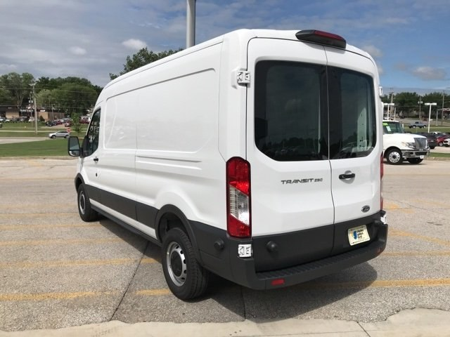 2018 Transit 250 Med Roof 4x2,  Empty Cargo Van #182435 - photo 6