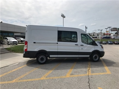 2018 Transit 250 Med Roof 4x2,  Empty Cargo Van #182435 - photo 9