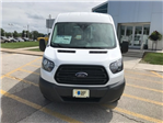 2018 Transit 250 Med Roof 4x2,  Empty Cargo Van #182435 - photo 3