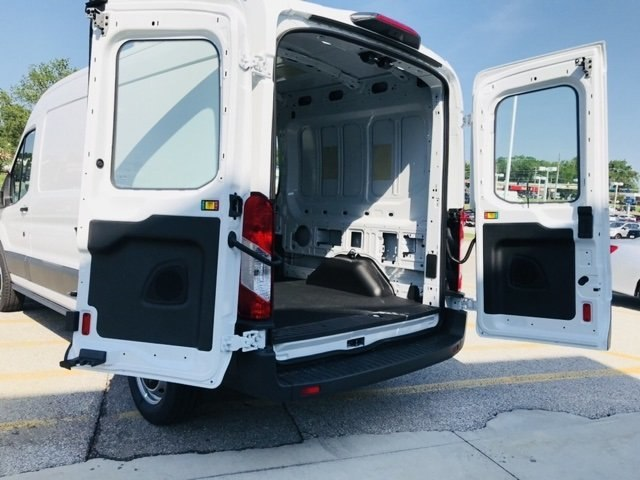 2018 Transit 250 Med Roof 4x2,  Empty Cargo Van #182436 - photo 11