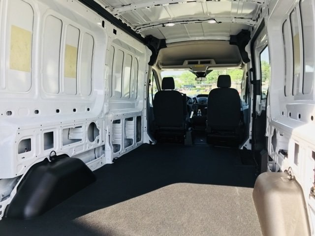 2018 Transit 250 Med Roof 4x2,  Empty Cargo Van #182436 - photo 2