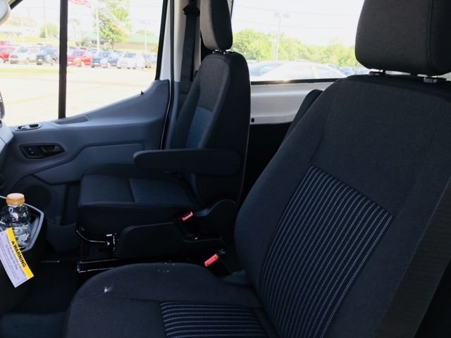 2018 Transit 250 Med Roof 4x2,  Empty Cargo Van #182436 - photo 17