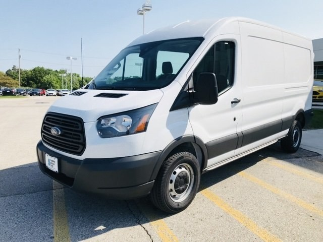 2018 Transit 250 Med Roof 4x2,  Empty Cargo Van #182436 - photo 5