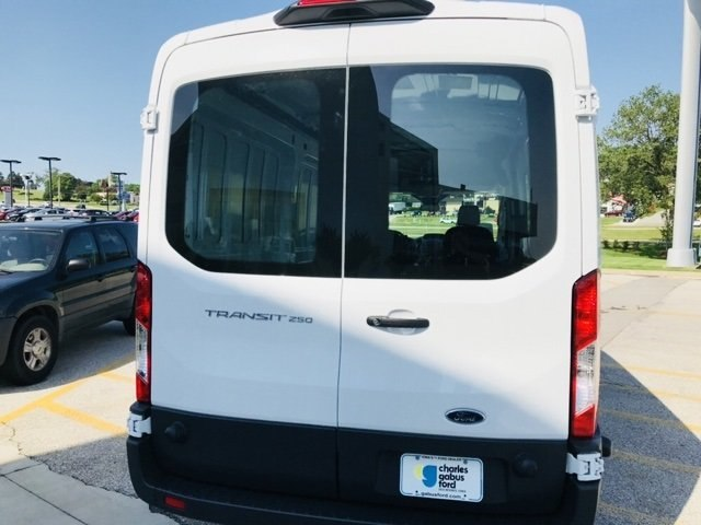2018 Transit 250 Med Roof 4x2,  Empty Cargo Van #182436 - photo 7