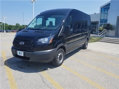 2018 Transit 250 Med Roof 4x2,  Empty Cargo Van #182474 - photo 9