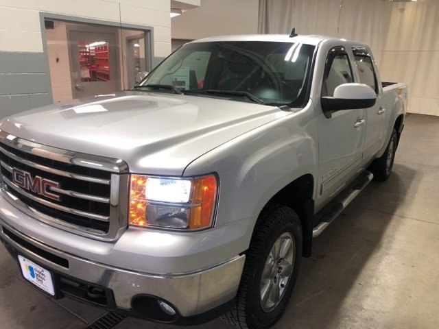 2012 Sierra 1500 Crew Cab 4x4,  Pickup #1825764 - photo 4