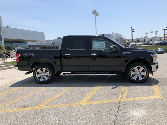 2018 F-150 SuperCrew Cab 4x4,  Pickup #182720 - photo 9
