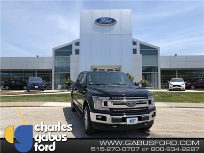 2018 F-150 SuperCrew Cab 4x4,  Pickup #182720 - photo 1