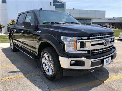 2018 F-150 SuperCrew Cab 4x4,  Pickup #182720 - photo 4