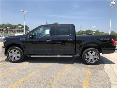 2018 F-150 SuperCrew Cab 4x4,  Pickup #182720 - photo 8
