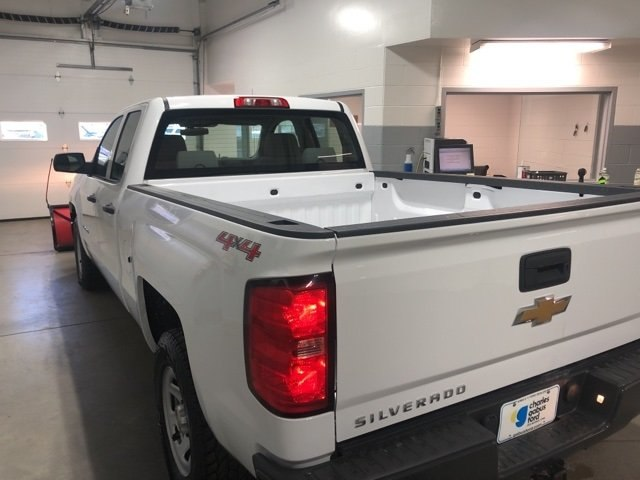 2014 Silverado 1500 Double Cab 4x4,  Pickup #1828511 - photo 5