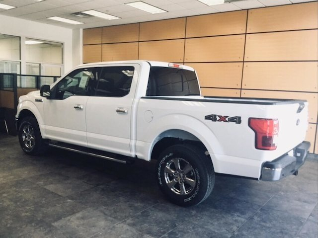 2018 F-150 SuperCrew Cab 4x4,  Pickup #182866 - photo 2