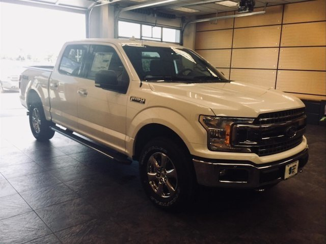 2018 F-150 SuperCrew Cab 4x4,  Pickup #182866 - photo 4