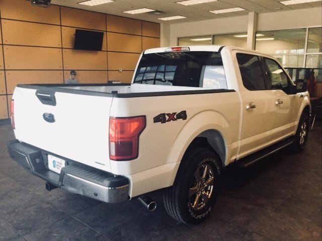 2018 F-150 SuperCrew Cab 4x4,  Pickup #182866 - photo 8