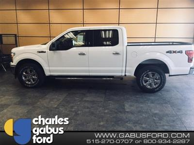 2018 F-150 SuperCrew Cab 4x4,  Pickup #182866 - photo 1