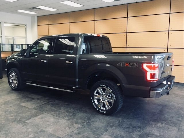 2018 F-150 SuperCrew Cab 4x4,  Pickup #182868 - photo 2