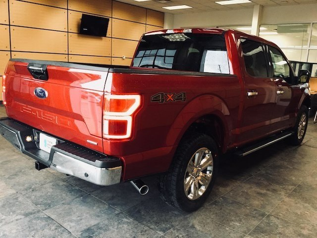 2018 F-150 SuperCrew Cab 4x4,  Pickup #182894 - photo 6