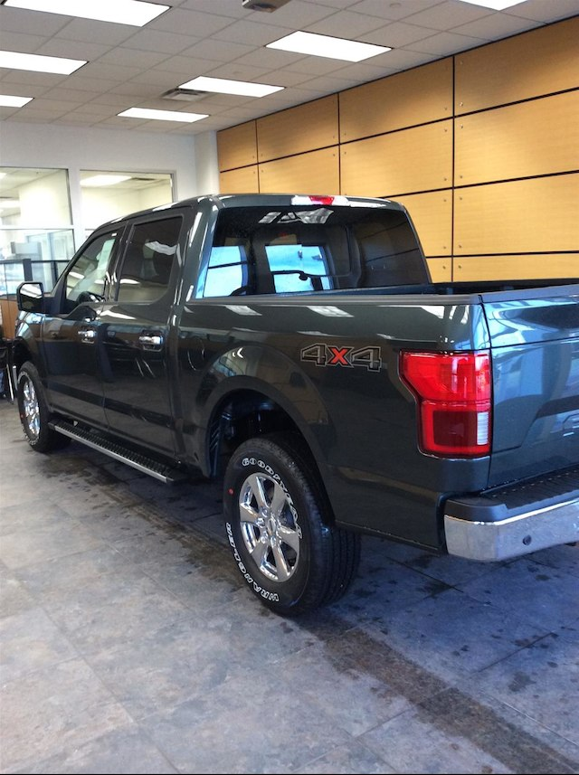 2018 F-150 SuperCrew Cab 4x4,  Pickup #182932 - photo 2