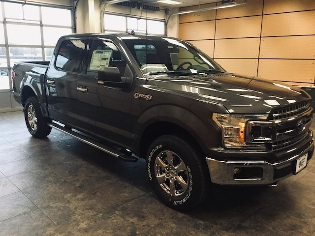 2018 F-150 SuperCrew Cab 4x4,  Pickup #182943 - photo 3