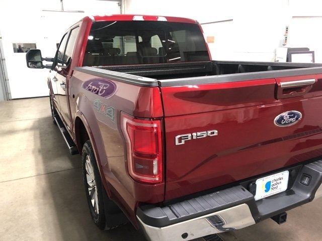 2015 F-150 SuperCrew Cab 4x4,  Pickup #1829701 - photo 5