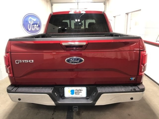 2015 F-150 SuperCrew Cab 4x4,  Pickup #1829701 - photo 6