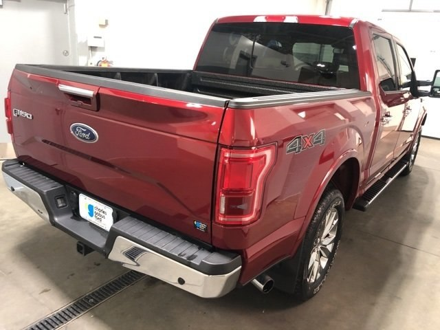 2015 F-150 SuperCrew Cab 4x4,  Pickup #1829701 - photo 2