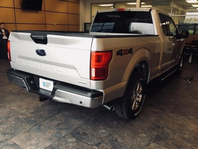 2018 F-150 Super Cab 4x4,  Pickup #183029 - photo 6