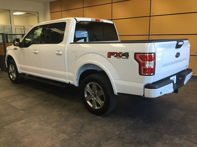 2018 F-150 SuperCrew Cab 4x4,  Pickup #183034 - photo 25