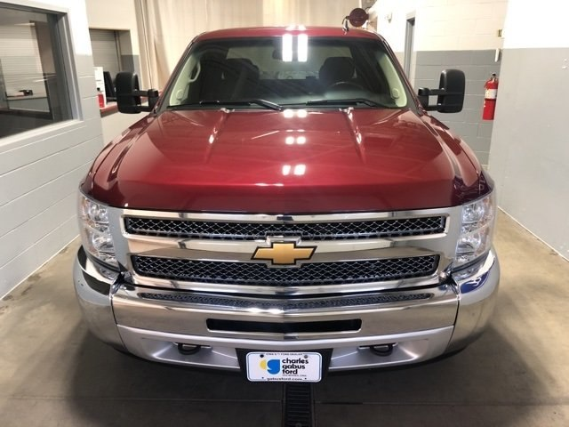 2013 Silverado 1500 Double Cab 4x4,  Pickup #1830372 - photo 3
