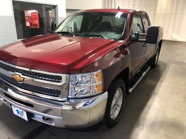 2013 Silverado 1500 Double Cab 4x4,  Pickup #1830372 - photo 4