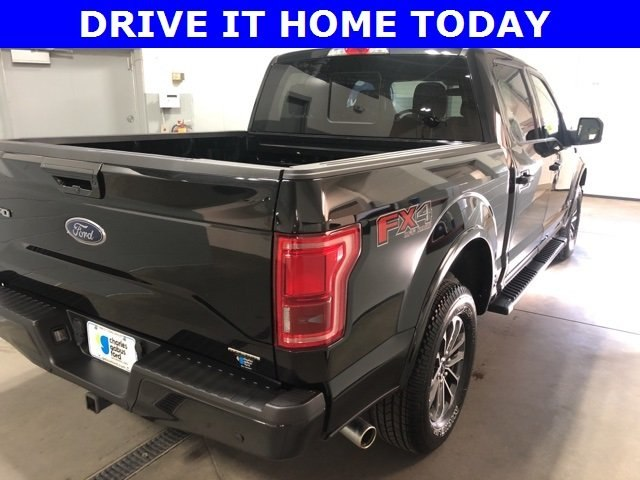 2015 F-150 SuperCrew Cab 4x4,  Pickup #1830861 - photo 2