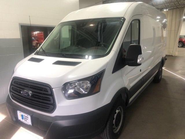 2018 Transit 350 Med Roof 4x2,  Empty Cargo Van #183093 - photo 4