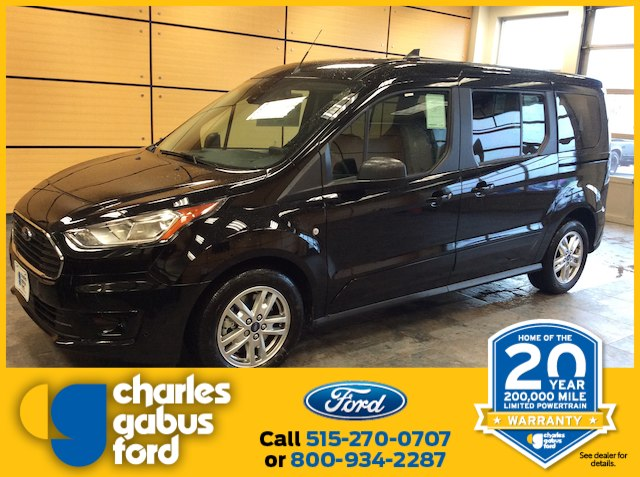 972e054827 New 2019 Ford Transit Connect Passenger Wagon for sale in Des Moines ...