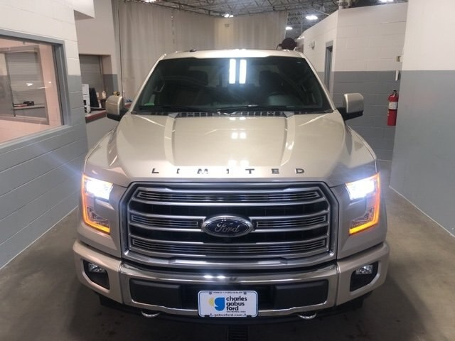 2017 F-150 SuperCrew Cab 4x4,  Pickup #1912691 - photo 3