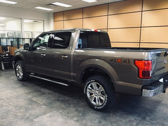 2019 F-150 SuperCrew Cab 4x4,  Pickup #191293 - photo 2