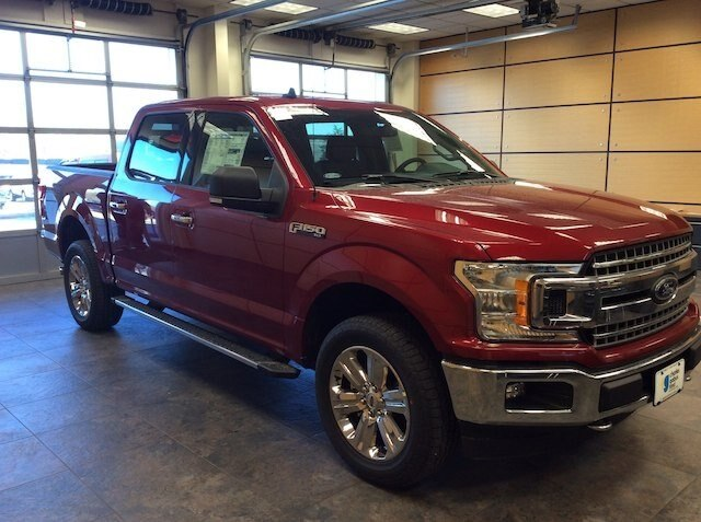 2019 F-150 SuperCrew Cab 4x4,  Pickup #191295 - photo 2