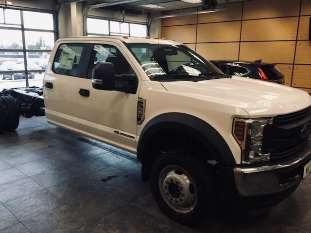 2019 F-550 Crew Cab DRW 4x4,  Cab Chassis #191310 - photo 2
