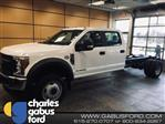 2019 F-550 Crew Cab DRW 4x4,  Cab Chassis #191310 - photo 1