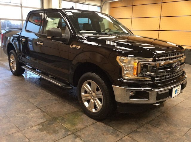 2019 F-150 SuperCrew Cab 4x4,  Pickup #191323 - photo 3